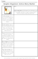 The 5 Senses Graphic Organizer